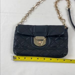 Calvin Klein Leather Quilted Purse